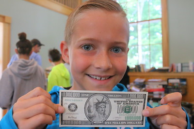 IMG_0024 Avery Hauck,10, found a $1,000,000 bill for sale cheap