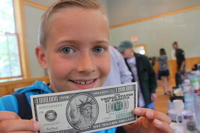 IMG_0029 Avery Hauck,10, found a  million dollar bill for sale