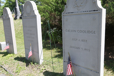 Birthday celebration for Calvin Coolidge in Vermont