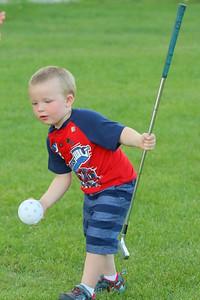 IMG_1074 hunter putnam,3, throws his golf ball