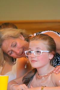 IMG_4103 principal anne koop embraces grace ward after talking about her