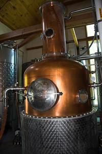 SILO Distillery Grain Delivery