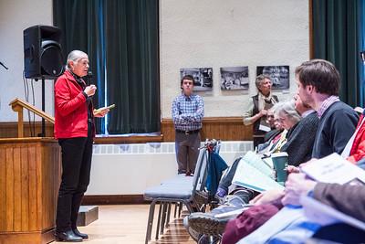 Hartland Town Meeting 2016