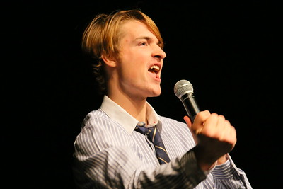 IMG_9766 alex crompton lip syncs to song Listen by Beyonce