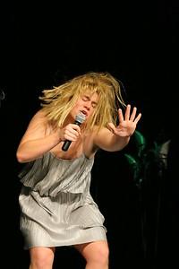 IMG_9936 Bryan Koph lip synchs to Tina Turners singing Proud Mary