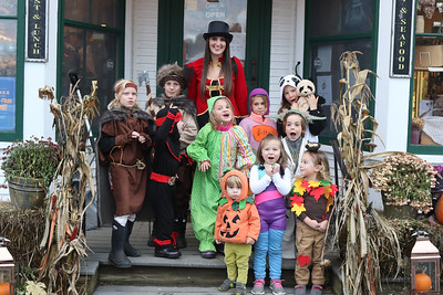 Barnard General Store Costume Contest and Halloween Party