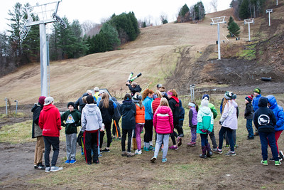 Woodstock Ski Runners Kick-Off