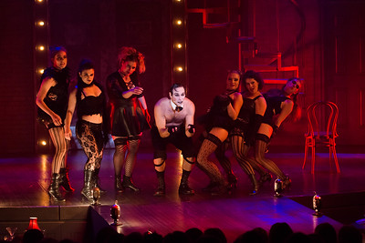 Cabaret Presented By Pentangle Arts