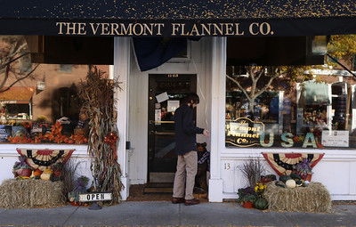 Store Fronts  in Full Bloom