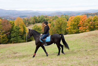 GMHA Fall Foliage Horse Ride