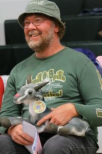 IMG_8857 steve moore won a stuffed goat