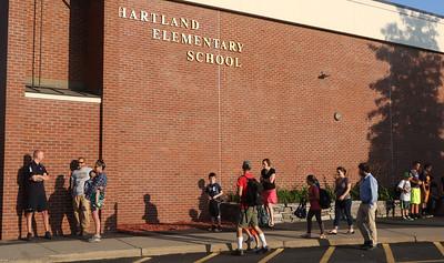 HARTLAND ELEMENTARY SCHOOL