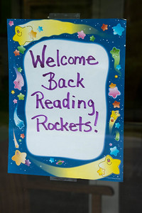 RES First Day of School 2016