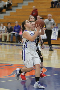Three Lakes Girls Basketball vs. Laona-Wabeno Rebels