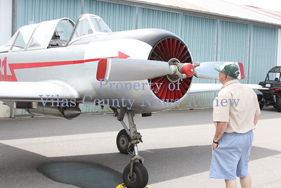 Props and Pistons Fly-in, Car Show and Radar Run