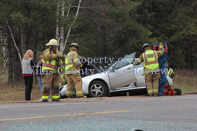Highway 70 East Accident
