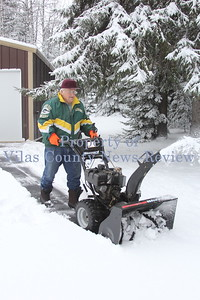 Snowblowing the Storm