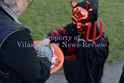 Eagle River Trick or Treat