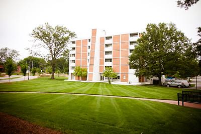 16 Residence Halls