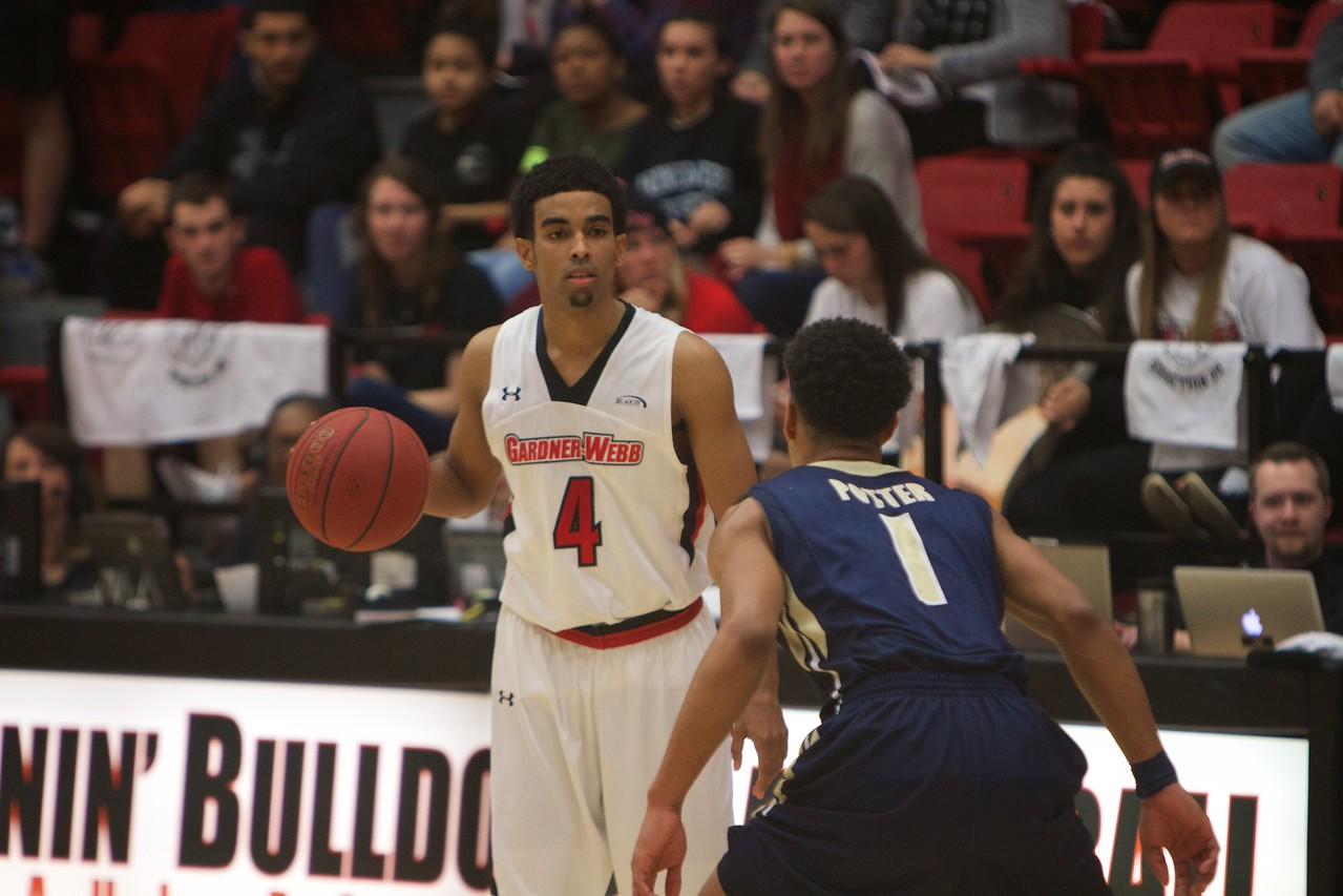 Men's Basketball v Charleston Southern; Spring 2016