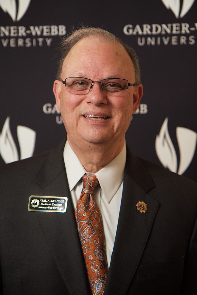 Neal Alexander, Board of Trustees: Spring 2016