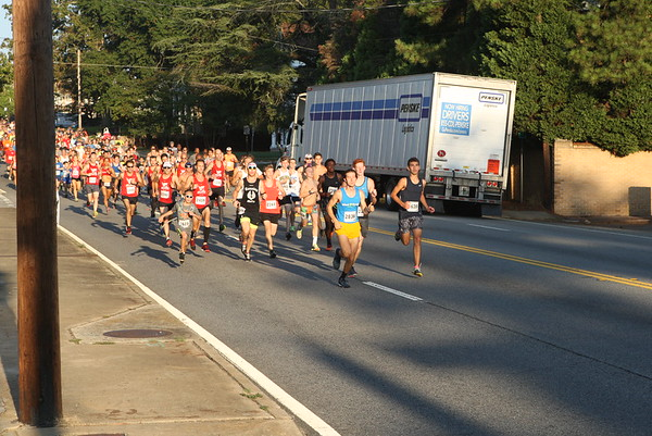 2016 Labor Day Road Race