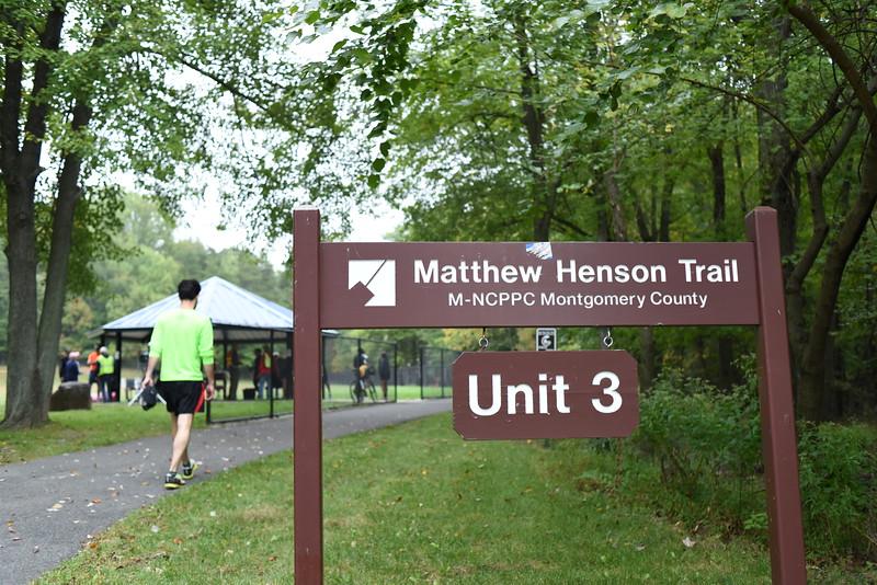 Matthew Henson 5K