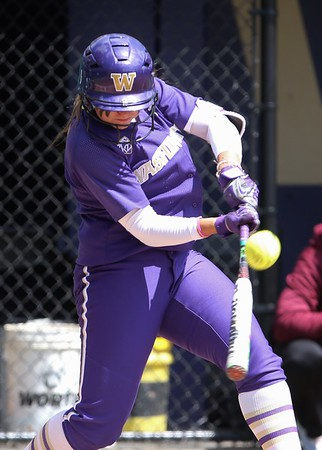 2016 UW Softball vs. Minnesota 05-22-2016 NCAA Regionals