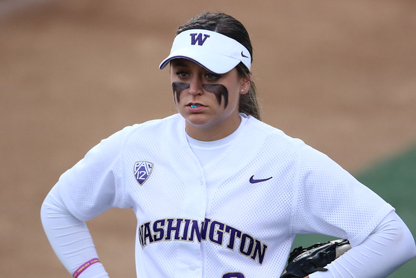 2016 UW Softball vs. Weber State 05-20-2016 NCAA Regionals