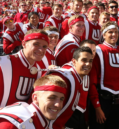 2016  A few faces of the Badger Band -