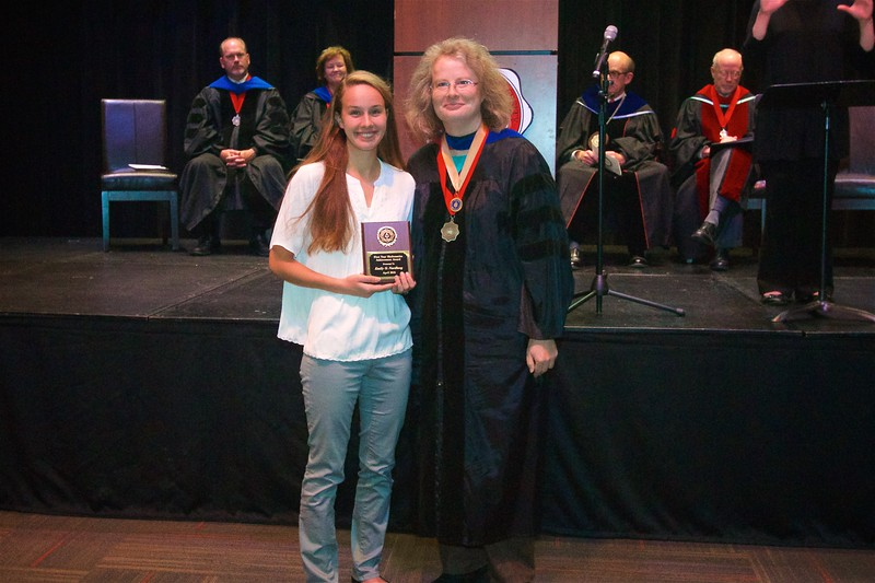 FIRST YEAR MATHEMATICS ACHIEVEMENT AWARD – 