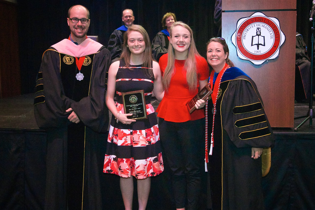 THE FIRST YEAR MUSIC AWARD -