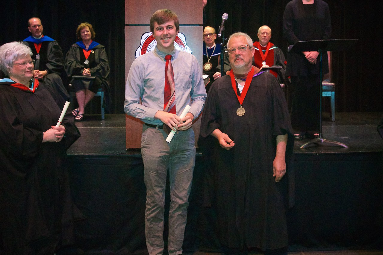 DR. BONNER'S PRESIDENTIAL PURCHASE AWARDS IN THE ARTS Both 2nd Place and 1st Place awards go to Aaron Taylor Alexander.