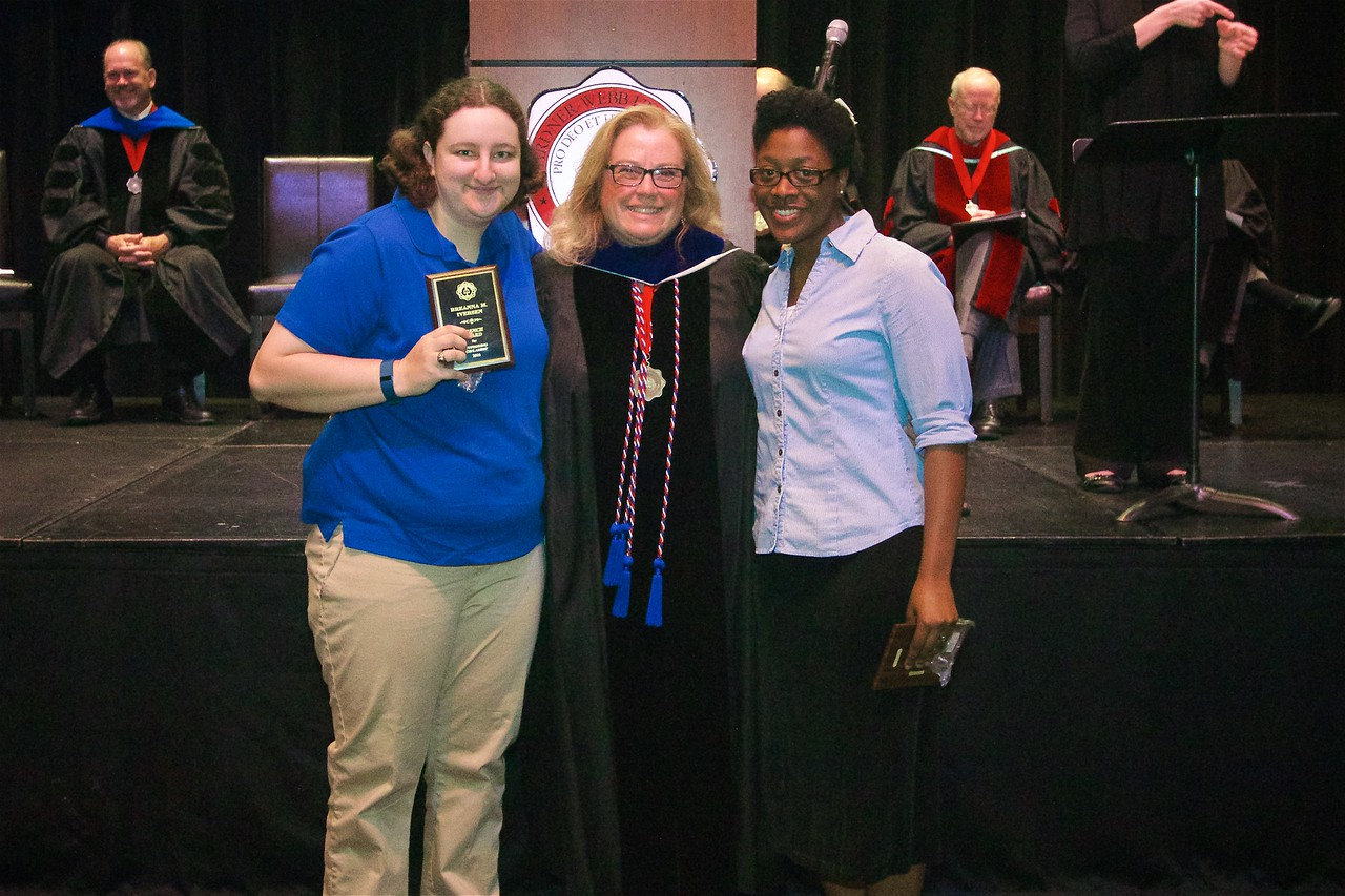 THE FRENCH AWARD -