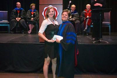 The Professional Writing Award goes to Madison Ashley Wait.