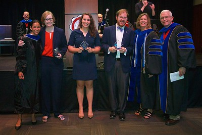THE PSYCHOLOGY AWARD - The Psychology award is given to students who have demonstrated academic excellence, scholarship, research and/or service. The winners of this award are Jeremiah Jordan Hamby, Taylor Schwartz, and Juliette Lawson Ratchford.