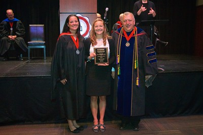 THE ALFRED AND SHIRLEY WAMPLER CAUDILL MARKETING AWARD was endowed in 2008 by Dr. Donald W. Caudill, Professor of Marketing. This is the seventh year for this award which includes a cash prize of $200. It is presented to a graduating senior majoring in marketing. The 2014 – 2015 finalists were (in alphabetical order) Will Canady, Ellen Huneycutt and Benjamin Joseph Payne.  The recipient is April Nicole Niccolai.
