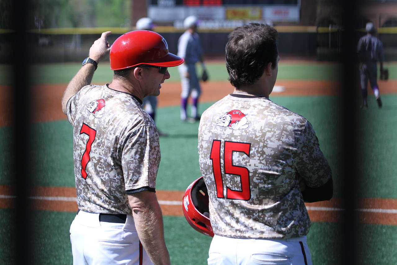 Gardner-Webb Baseball took on High Point in the last of a three game series.