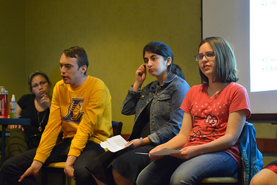 TJ Wilkenson, Ashley Tinnell, and Meg Hibbits were a few on the panelists.