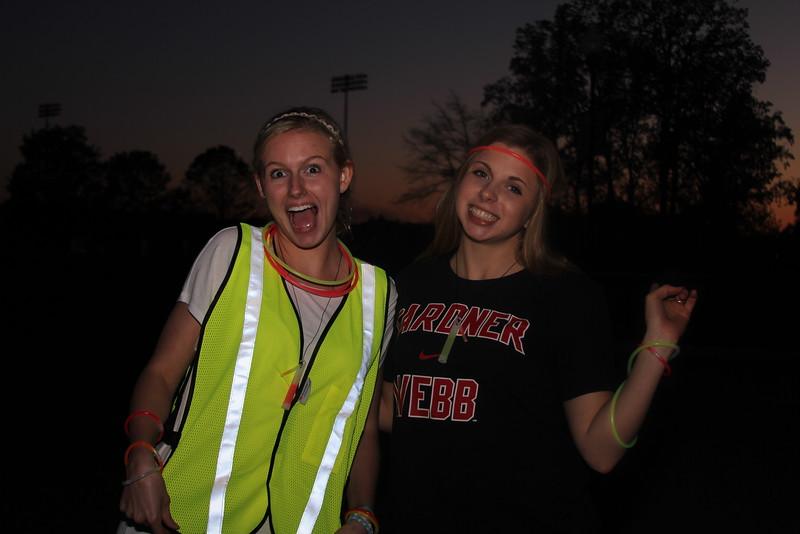 Photo by Tessa Walsh Carol Zangla and Miranda Johns helping out