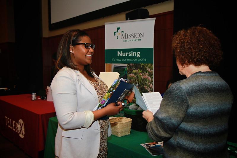 Nursing Fair; January 2013