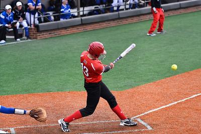 Megan Champion batting