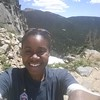 Ayanna Reed at St. Mary's Glacier