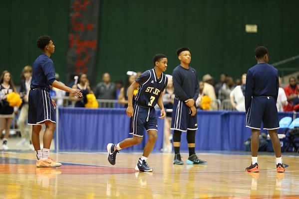Coahoma AHS-St. Joseph boys basketball