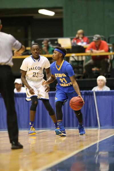 Kemper County-Velma Jackson boys basketball