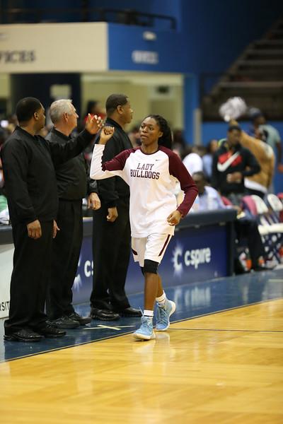 Lanier-West Jones girls basketball