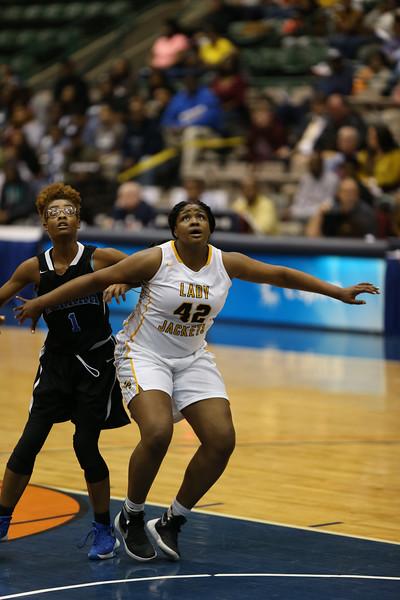 Murrah-Starkville girls basketball