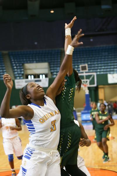 Quitman-McComb girls basketball