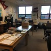 Enrique's work space at Benson Earth Sciences building , CU Boulder<br /> (Photographer: Cait Bresser)