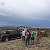 """Enrique traveled to Socorro, NM, during his RESESS internship as a guest participant in the IRIS Internship Program Orientation week. During this time, he joined IRIS interns at New Mexico Tech to complete a variety of training activities in seismology.<br /> <a href=""""https://www.iris.edu/hq/internship/about/orientation"""">https://www.iris.edu/hq/internship/about/orientation</a>"""